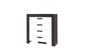 CR9 CEZAR CHEST OF DRAWERS MILANO/CREAM
