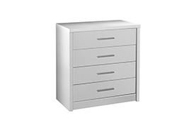 Chest of drawers GENEWA I white