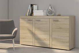 Chest of drawers RUMBA SO22 oak sonoma