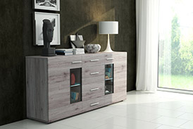 Chest of drawers TANGO san remo