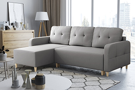 Corner Sofa IVO- the Scandinavian style
