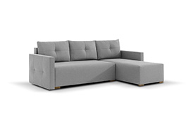 Corner Sofa ROCO PIK WITH ARMRESTS